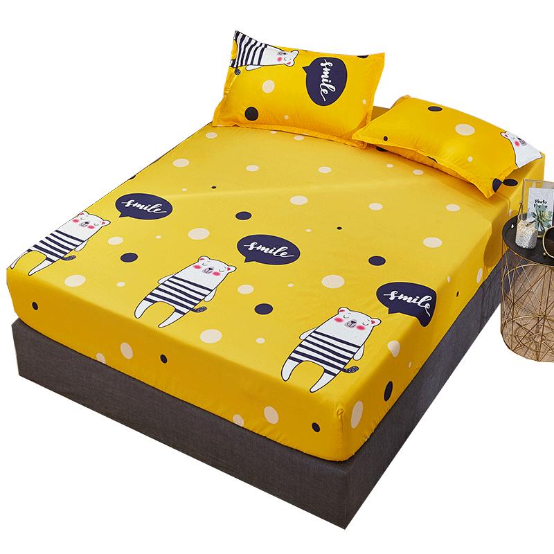 床笠单件防滑床罩床套全包防尘