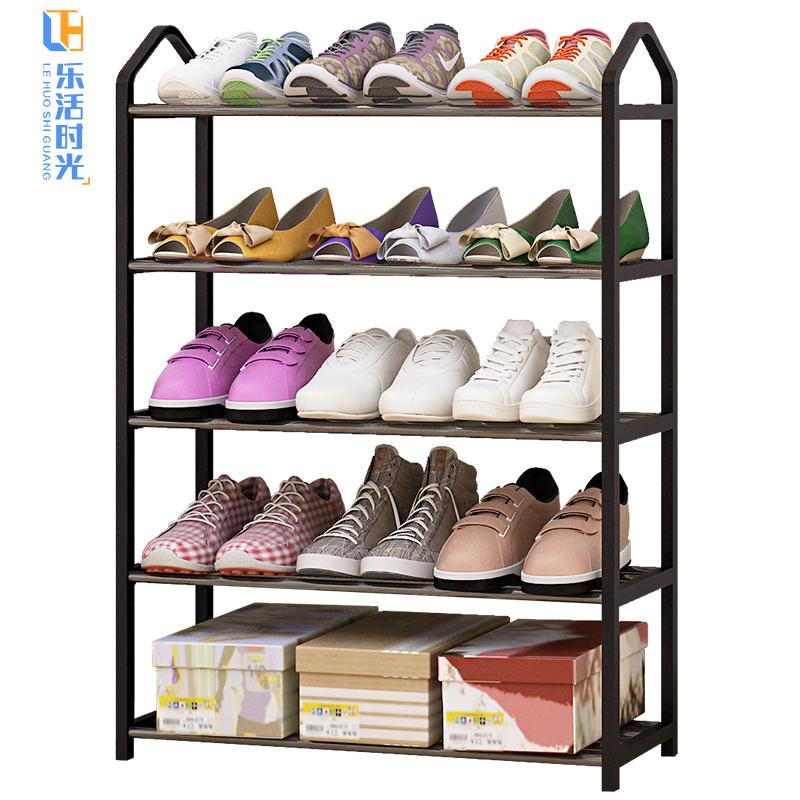 热销280万套✅简易鞋架✅组装