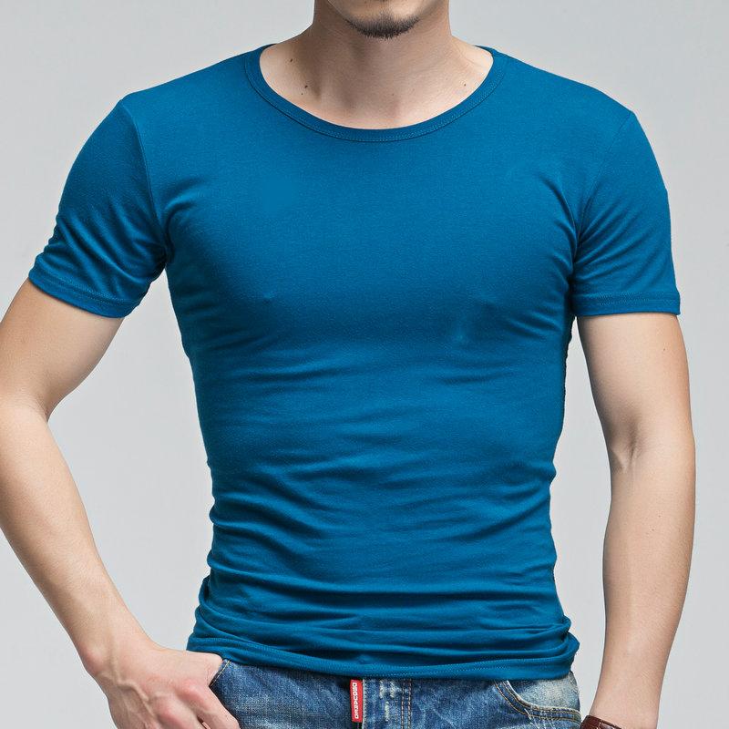 男士T恤  可选择长袖或者短袖