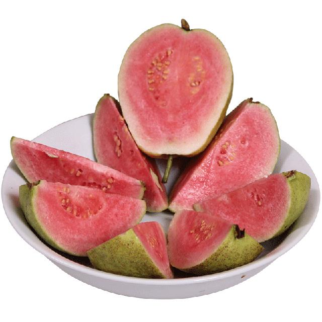 广西红心芭乐番石榴新鲜水果