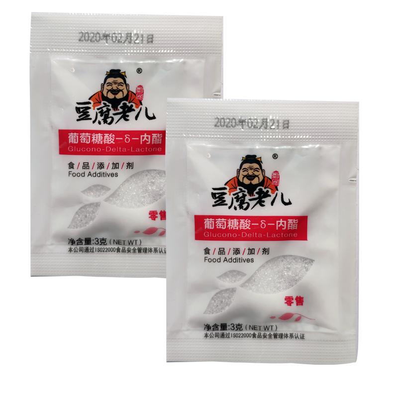 豆腐老儿豆腐王葡萄糖酸内酯葡