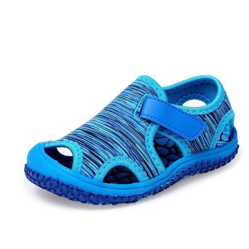 儿童凉鞋2020夏季新款防滑软底