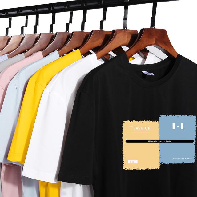 [买一送三 4件59元] 潮流T恤