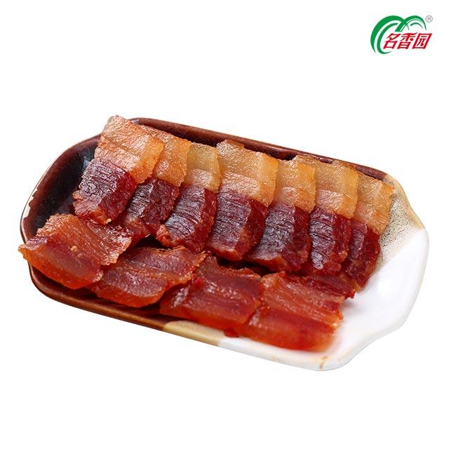 名香园农家土猪五花腊肉400g