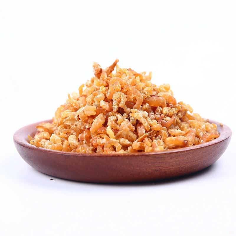 开洋新货淡干海米金钩海米即食