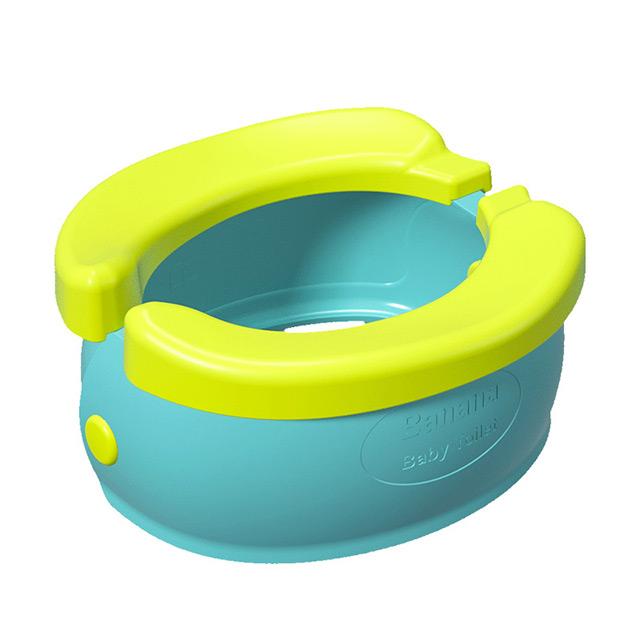 儿童外出折叠马桶便携式尿壶