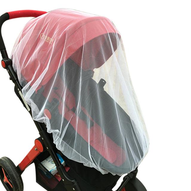 婴儿手推车蚊帐全罩式加大加密