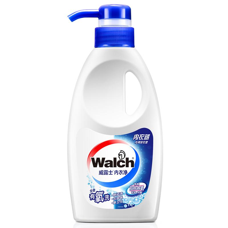 威露士内衣洗衣液