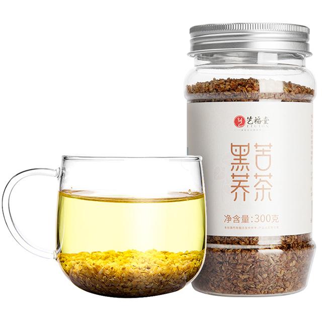 艺福堂黑苦荞茶