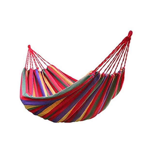 [买一送二]加厚帆布吊床