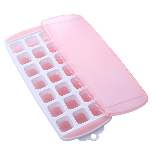 3个装-制冰21分格软胶易取冰格