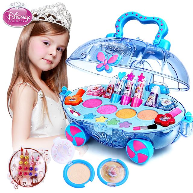 迪士尼儿童化妆品 过家家玩具