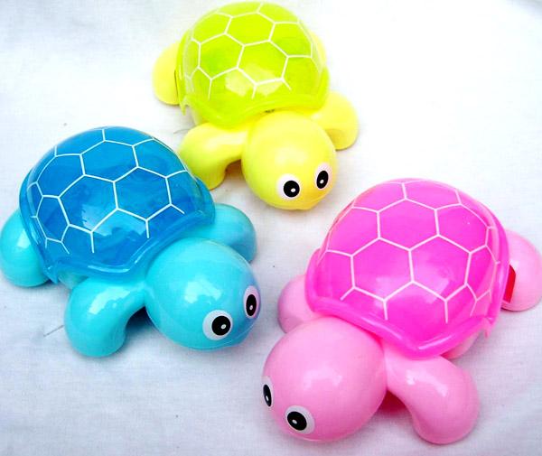电动小乌龟 会走会发光有音乐 儿童玩具 宝宝婴儿电动玩具0-3岁