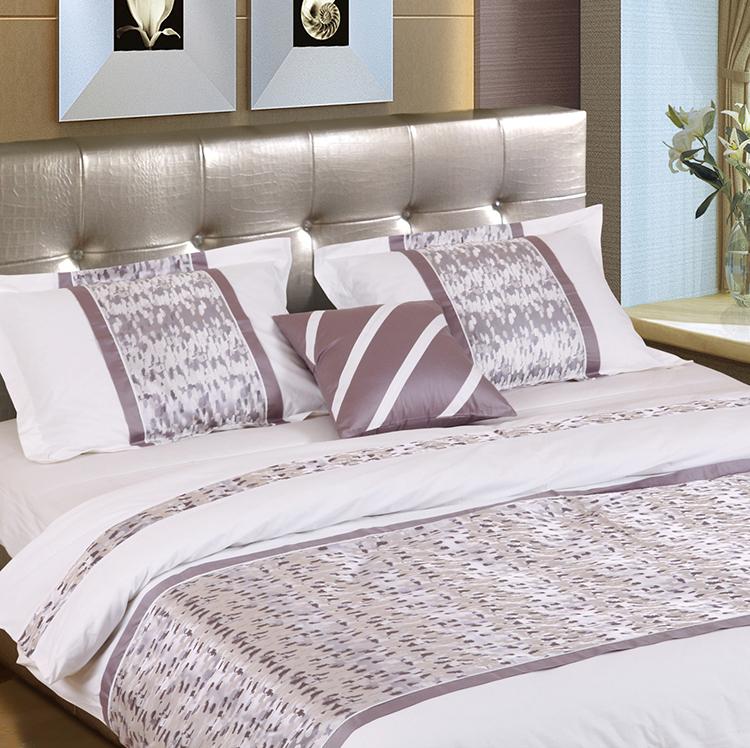 谛安娜奢华别墅样板房样板间欧式法式高档婚庆床品床上用品多件套图片