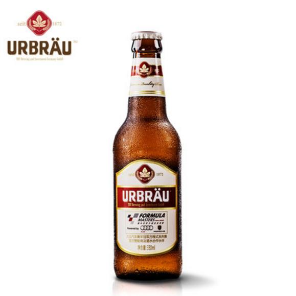 中秋啤酒大礼包 种进口啤酒组合 15 督威等 种加上白熊 4 优布劳啤酒