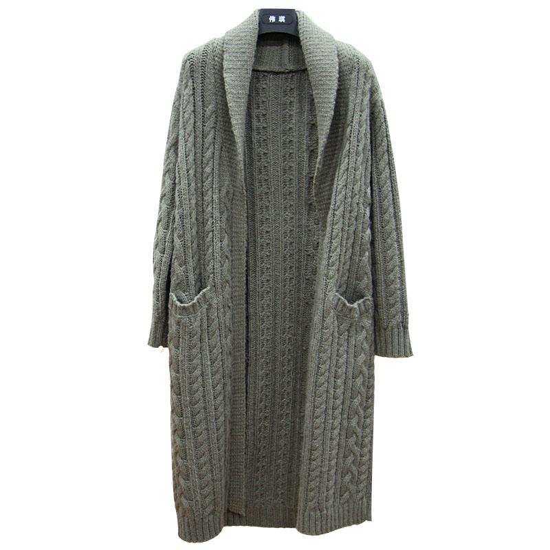 正品[棒针外套]编织毛衣棒针外套评测 棒针毛衣