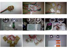 ■1111特价■应急照明灯/消防应急灯用LED光源电路板适用于3.6/6V