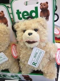 (现货)美国直邮原装正品 TED熊 电影泰迪熊毛绒玩具公仔小号挂钩