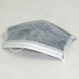 活性碳四层口罩 防毒 防甲醛 一次性活性炭口罩 防尘口罩