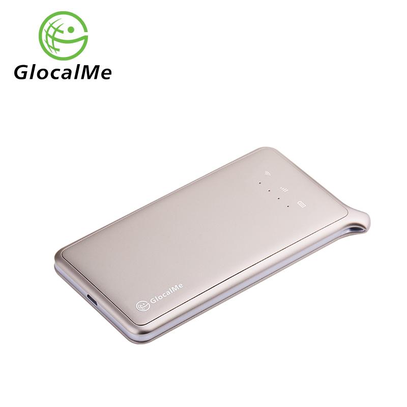 MiFi 无线路由器移动电信联通全网通用 4G wifi 全球随身 U2 GlocalMe