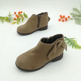 出口女童靴