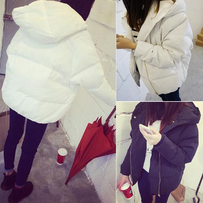 韩版棉服女秋冬季外套棉袄学生大码女装韩国面包服羽绒棉衣女短款