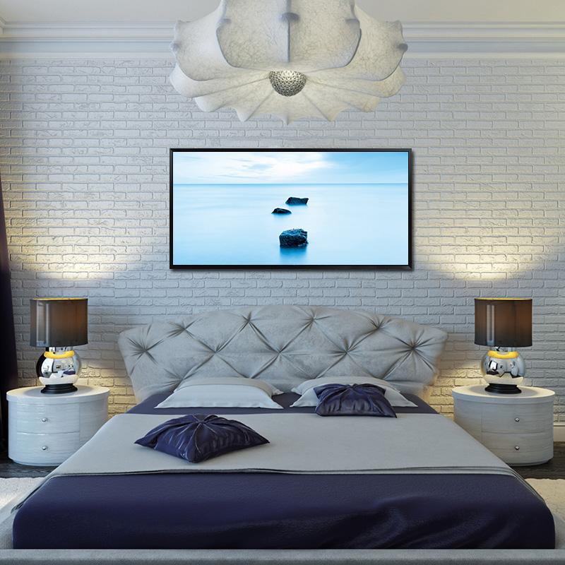 客厅装饰画现代欧式卧室餐厅床头挂画单幅宜家
