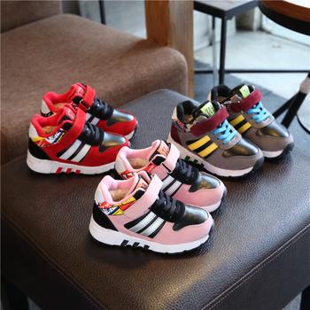 2016冬季新款童鞋儿童运
