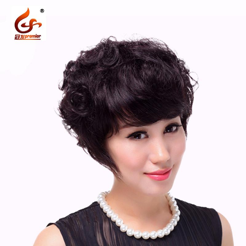视频[盘发图片发型正品]中盘发图片发型短发评简单短头发编发短发图片