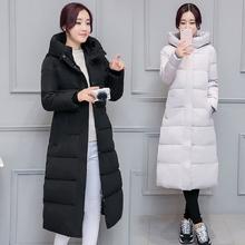 天天特价冬季外套韩版棉衣女中长款过膝羽绒棉服学生棉袄加厚反季