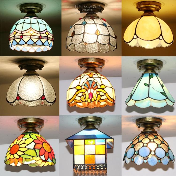 饰阳台厨卫玻璃灯罩灯具