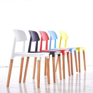 才子椅 餐椅 休闲椅 电脑椅 实木餐椅 塑料椅 小户型餐桌椅 椅子