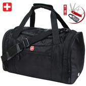 旅行包男 女士手提旅行袋出差包旅游健身包商务行李包 瑞士军刀