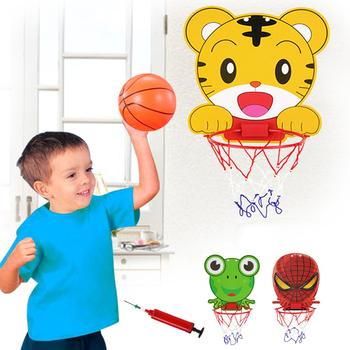 儿童篮球架悬挂式室内可升降篮球