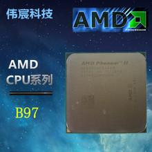 AMD Phenom II X4 B97 四核 AM3 CPU 翼龙x4 95w X4 B95 B93 CPU
