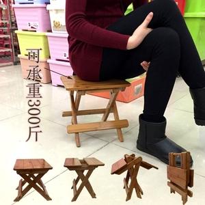 竹山下实木小家具v家具家具楠竹方凳儿童板凳凳哪里包头买竹制好图片