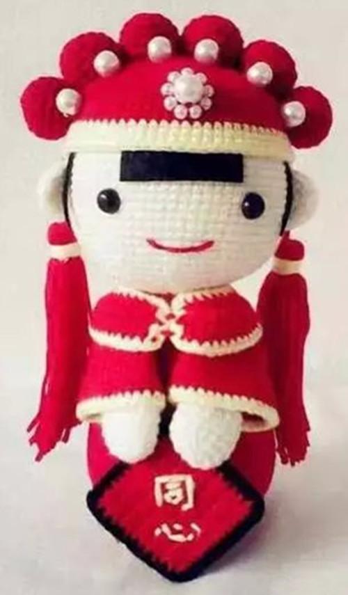 手工编织diy绒线可爱兔子马甲视频小宝宝亲子婴儿