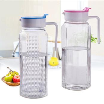 大号玻璃冷水壶家用耐热透明水具