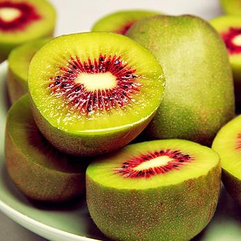 蒲江红心猕猴桃中果农家新鲜水果