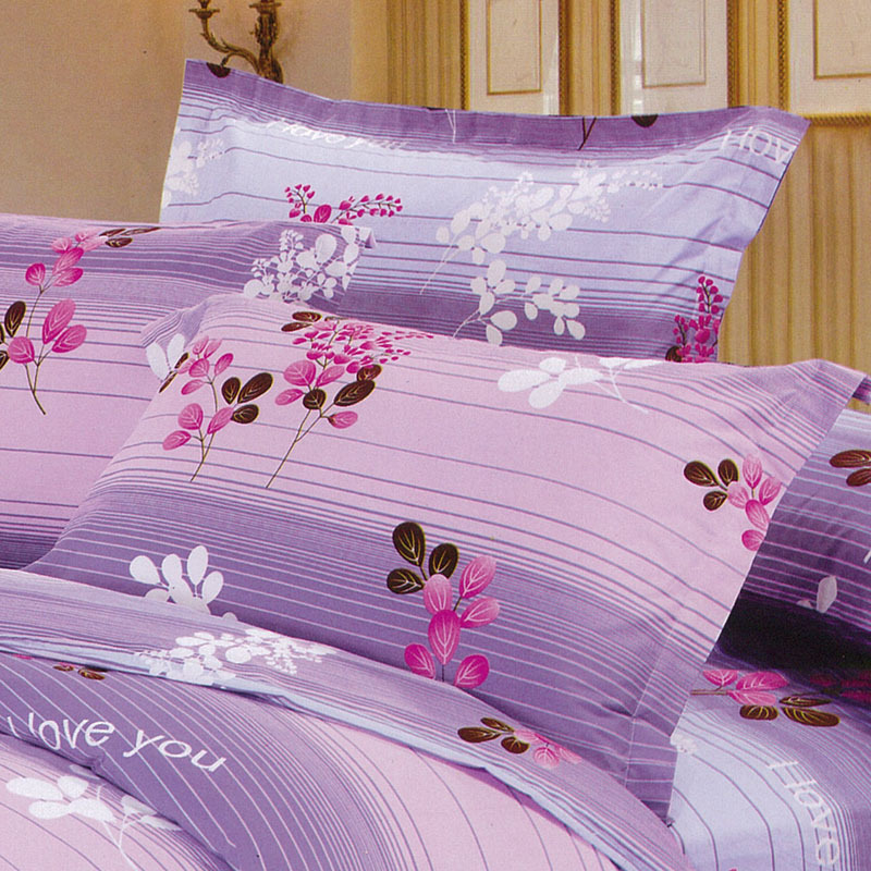 新年特惠 汇巢100%全棉枕套 棉布枕头套 枕芯套  棉布单人枕套
