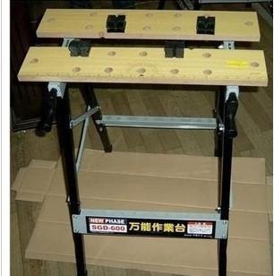 多功能折叠木工工作台
