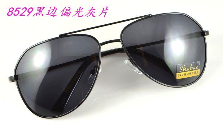 【整点聚】2014新款莎豹男女款偏光太阳镜 男士偏光镜 双梁蛤蟆镜