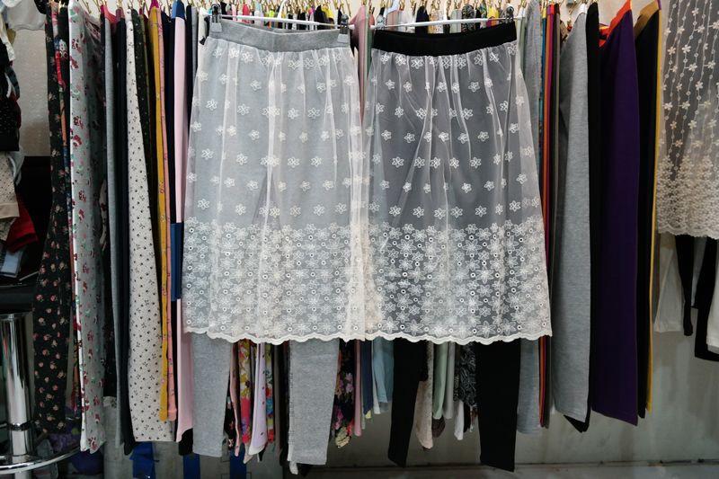 韩国代购进口 2014薄款正品蕾丝长裙打底裤网纱打底裤裙假两件