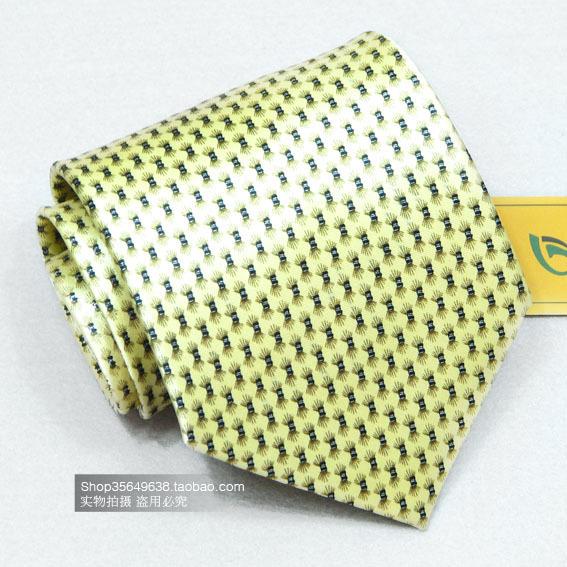 厂家清货满80送T恤满150送衬衣超值男士正装条纹碎花结婚真丝领带