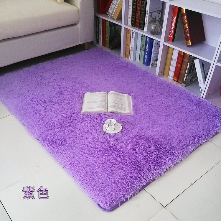 特价榻榻米卧室床边客厅门厅飘窗工程满铺丝毛地毯地垫异形可定制