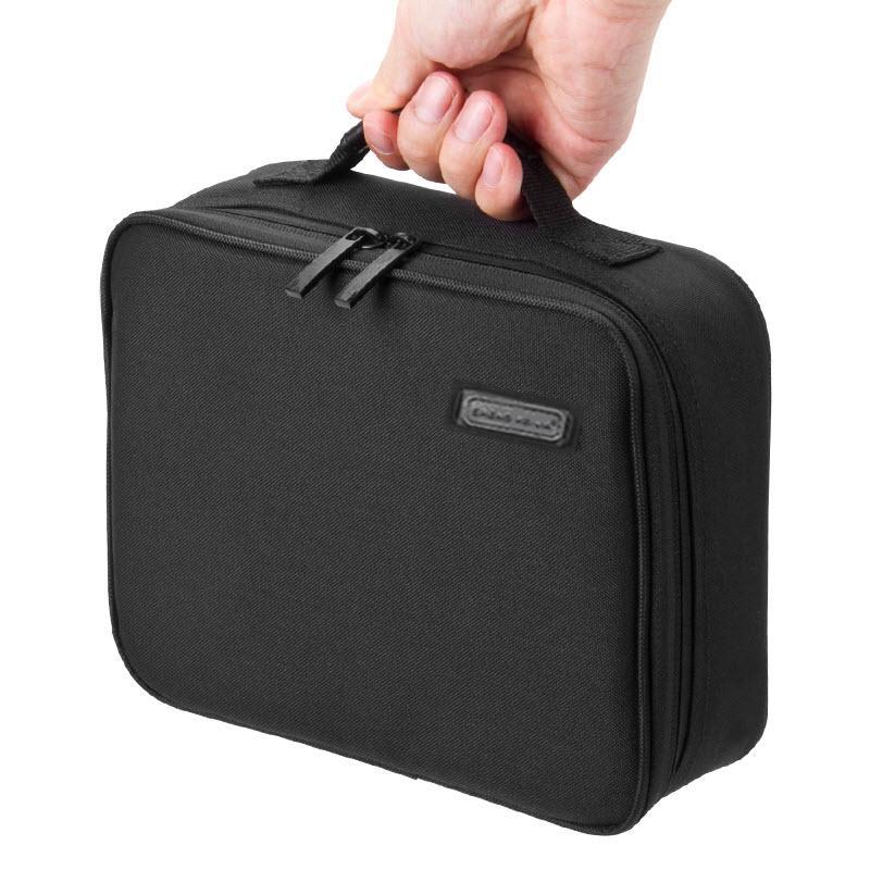 收纳包 数码零配件 分隔格多功能盒手提箱大容量旅行便携随身大号