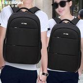 克尔顿牛津布双肩包男士旅行背包商务休闲电脑学生书包女时尚潮流