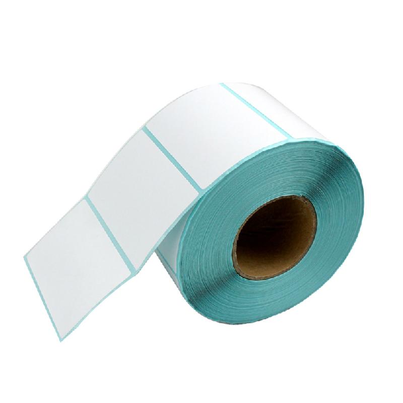 热敏纸不干胶 标签纸 电子称纸60*40  30 60 80 条码打印贴纸