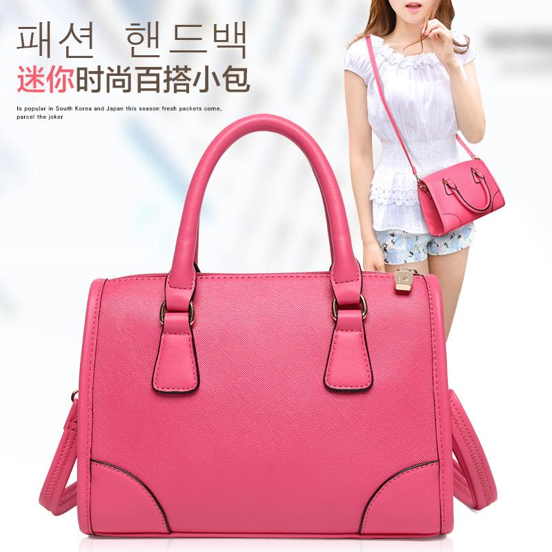 七公主 包包 2014秋季新款时尚单肩包小包 甜美淑女斜跨包手提包