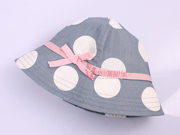 简单好看婴儿帽勾法图解